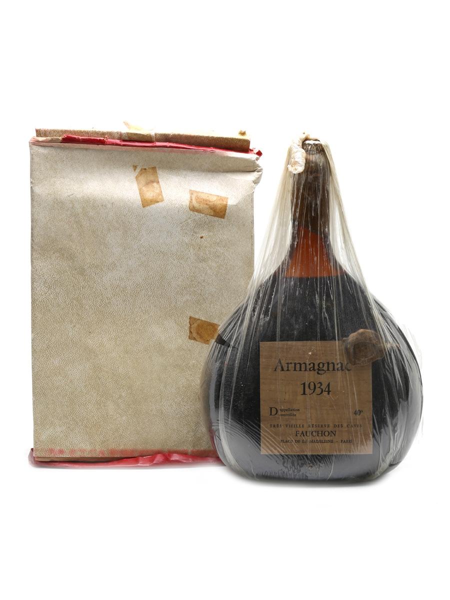 Fauchon 1934 Armagnac Magnum 150cl / 40%
