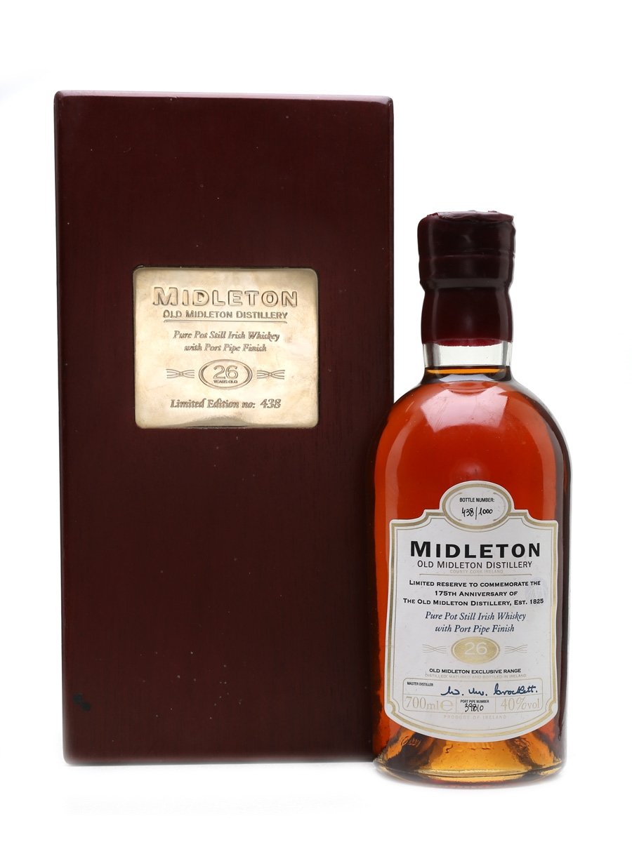 Midleton 1973 26 Year Old - Old Midleton Distillery 175th Anniversary 70cl / 40%