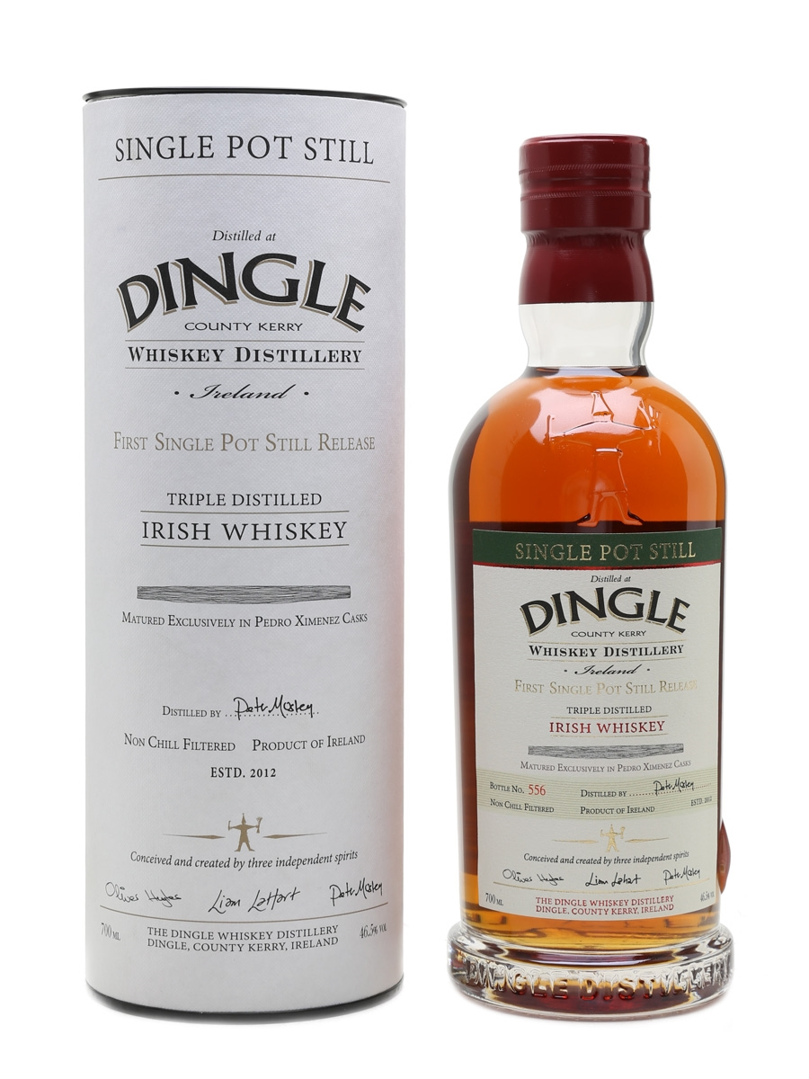 Dingle Single Pot Still First Release 70cl / 46.5%