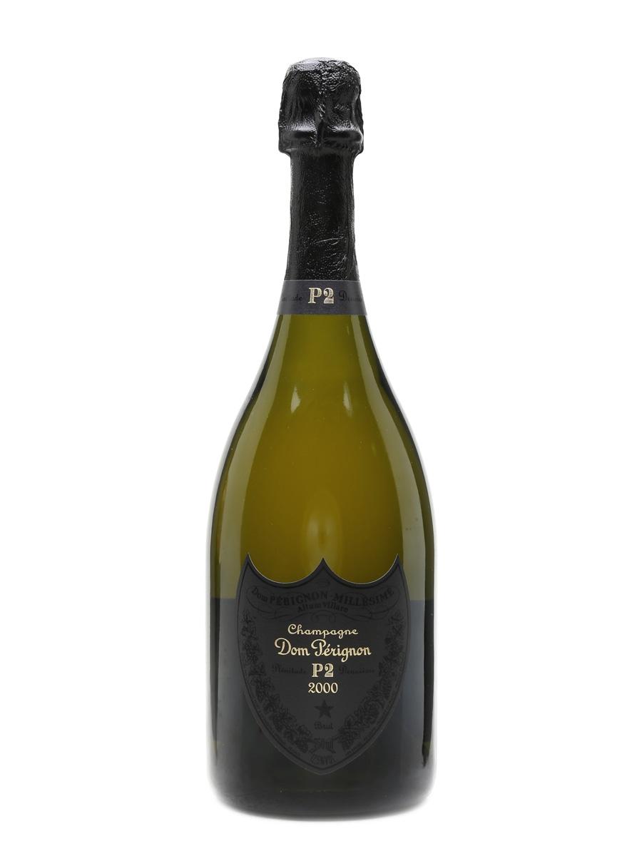 Dom Perignon 2000 P2  75cl / 12.5%