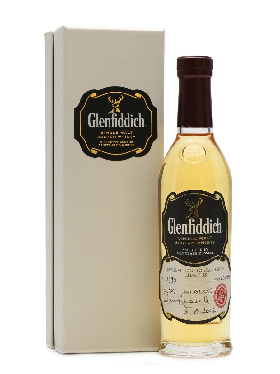 Glenfiddich 1999 Jubilee Vintage Cask #667 20cl