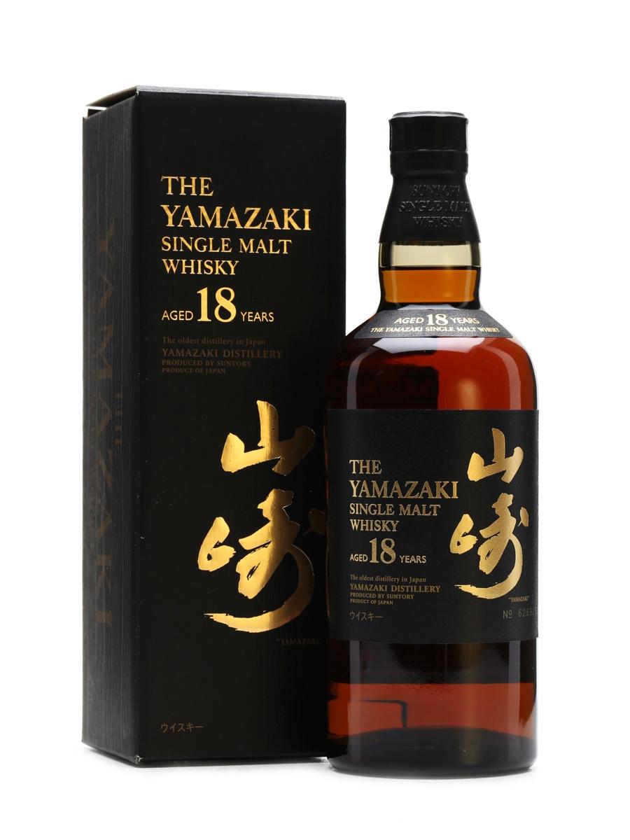 Yamazaki 18 Years Old Sherry Cask 70cl / 43%
