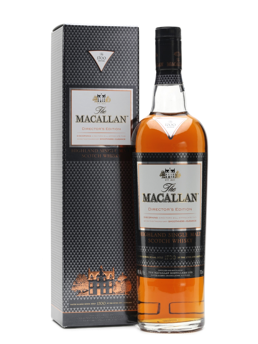 Macallan Director's Edition 70cl