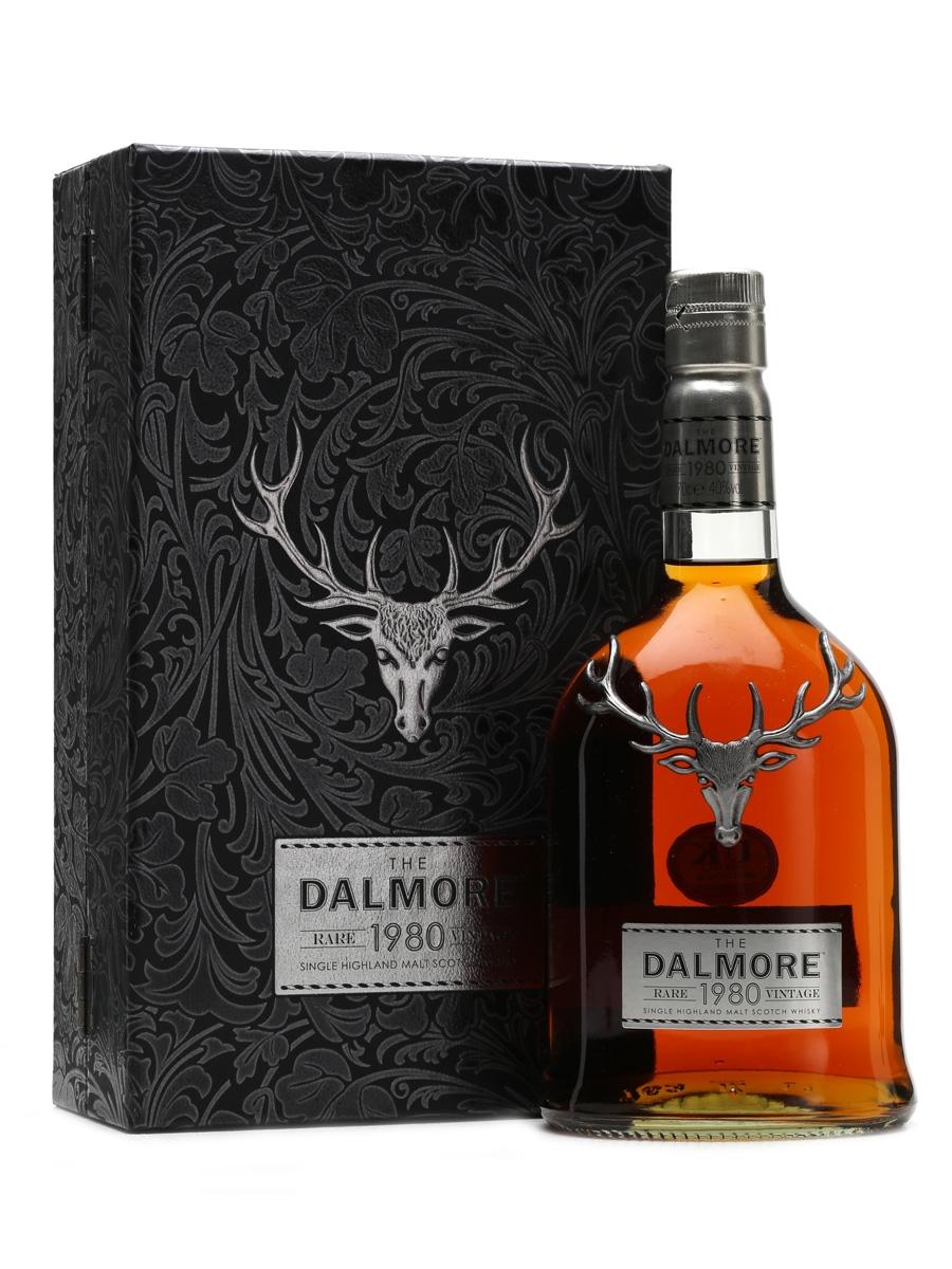Dalmore 1980 Rare Vintage 70cl