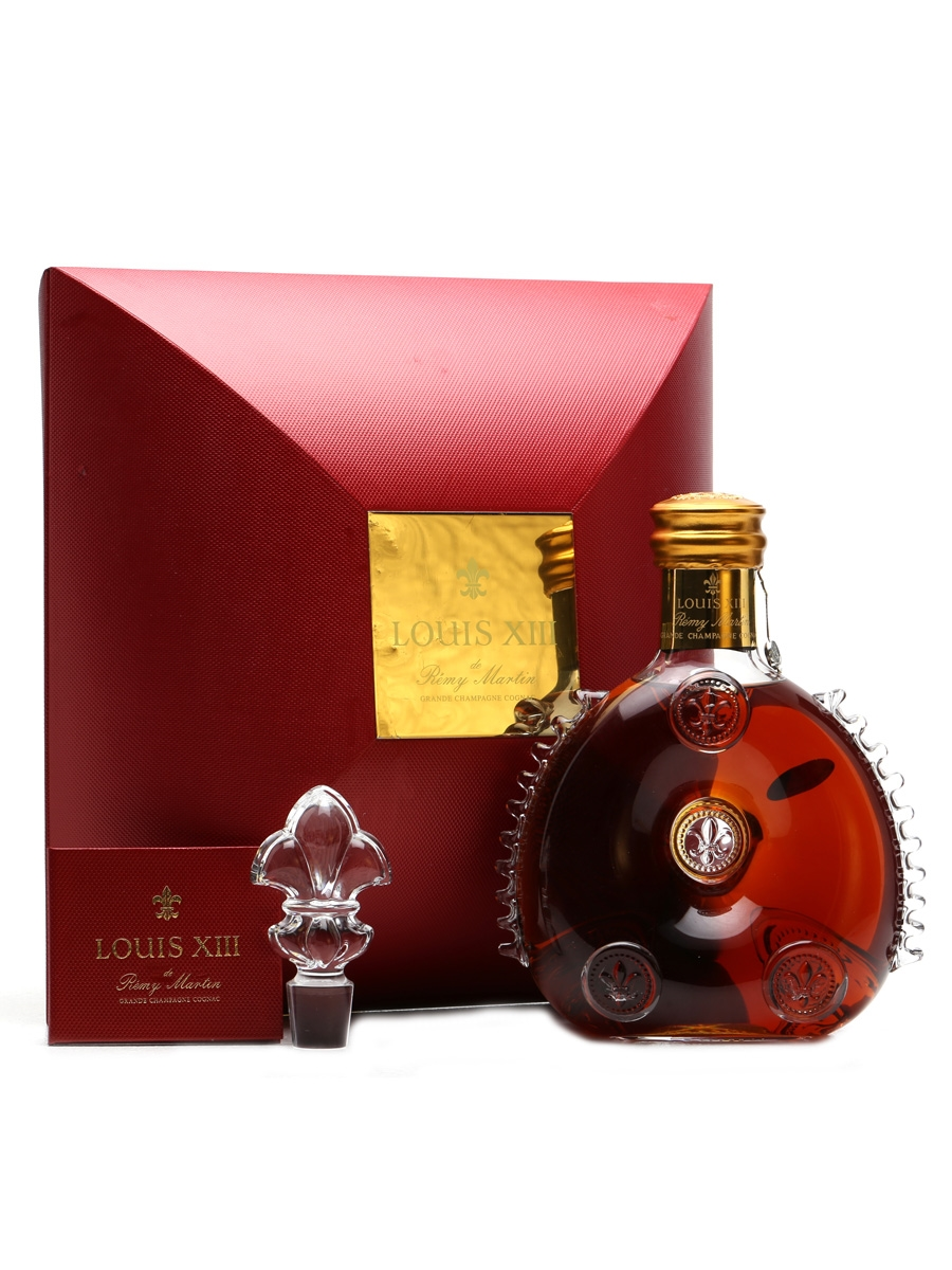 Remy Martin Louis XIII Cognac Baccarat Crystal 70cl