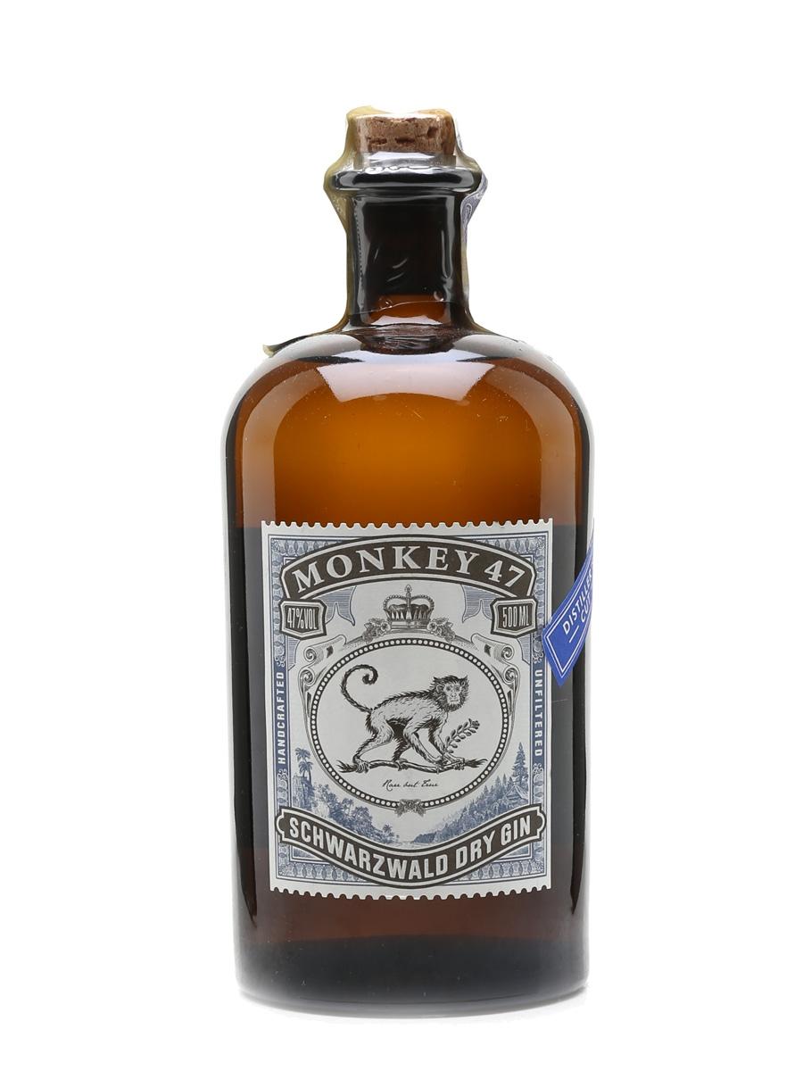 Monkey 47 Schwarzwald Dry Gin Distilled 2011 50cl / 47%