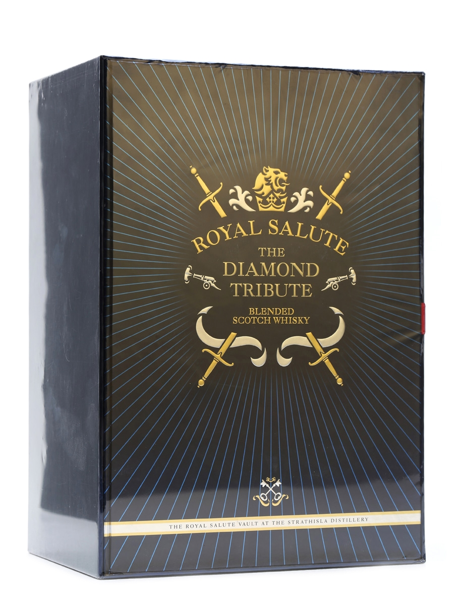 Royal Salute Diamond Tribute 21 Years Old 70cl