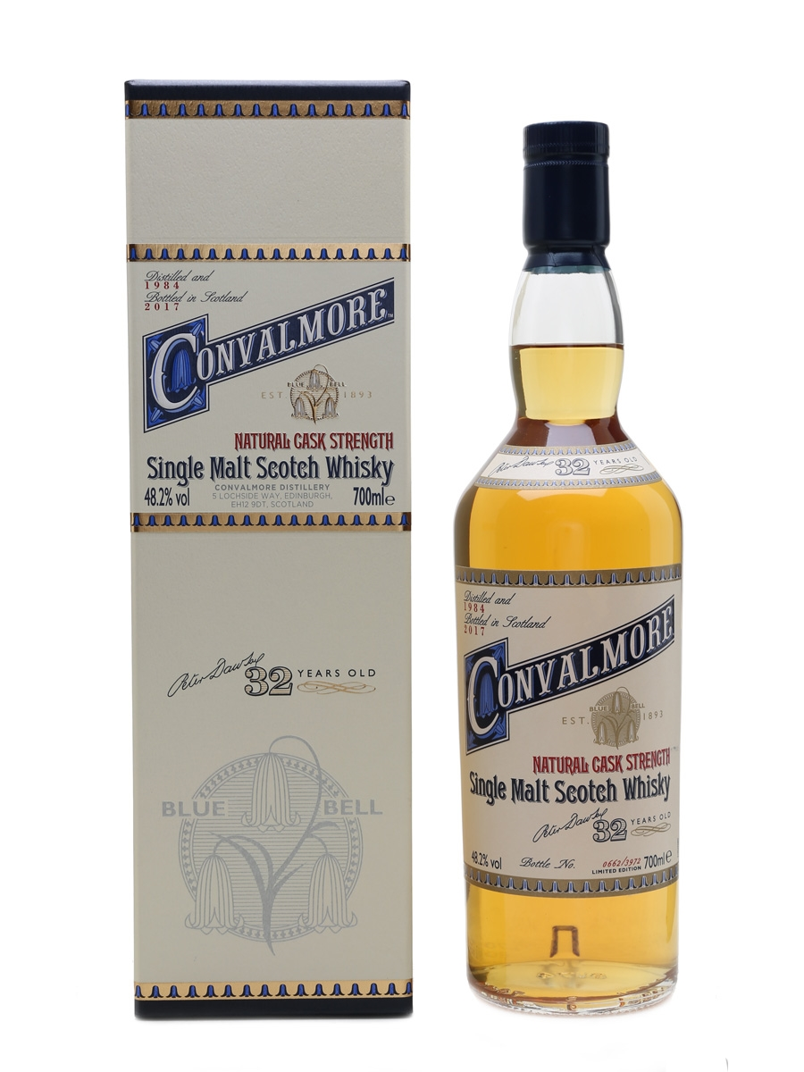 Convalmore 1984 32 Year Old 70cl / 48.2%