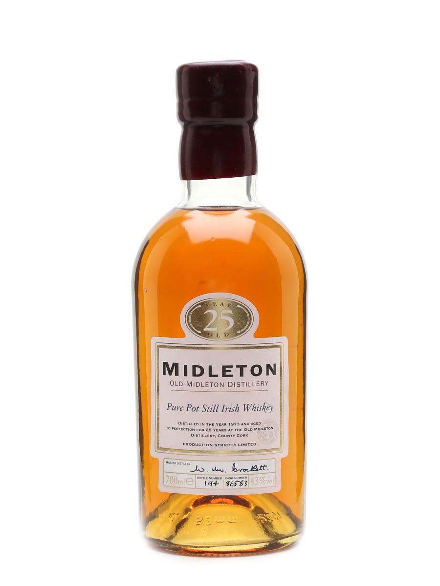 Midleton 1973 25 Year Old 70cl / 43%