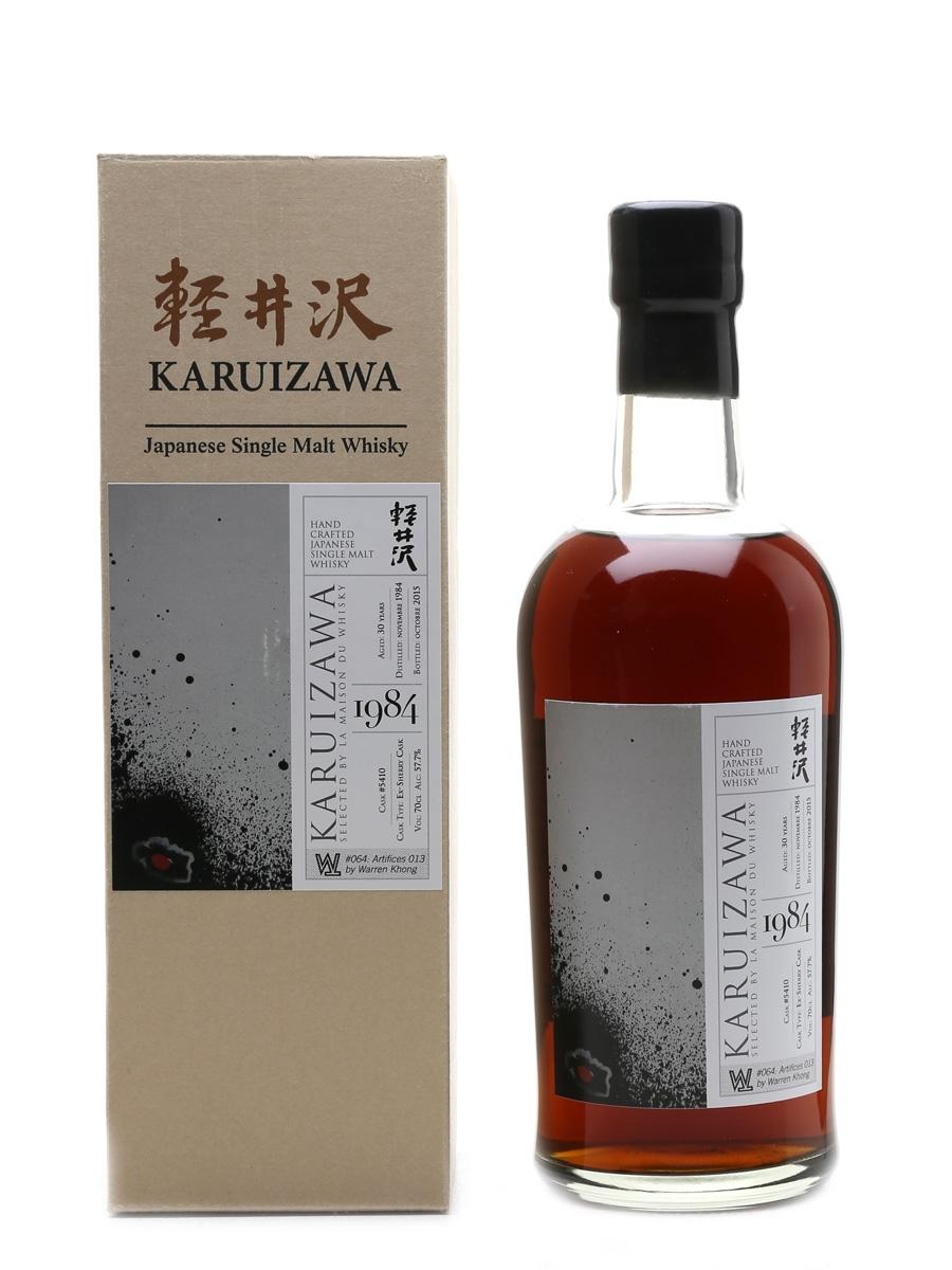 Karuizawa 1984 Cask #5410 30 Year Old - Artifices Series LMdW 70cl / 57.7%