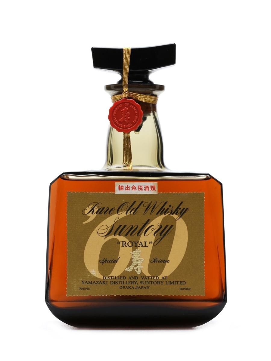 Suntory Royal 60 Special Reserve Bottled 1970s 75cl