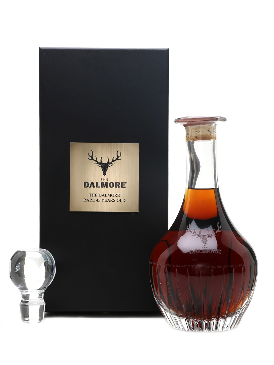 Dalmore 1973 - 45 Year Old - 1 of 1 Donated By Whyte & Mackay 70cl / 40.2%