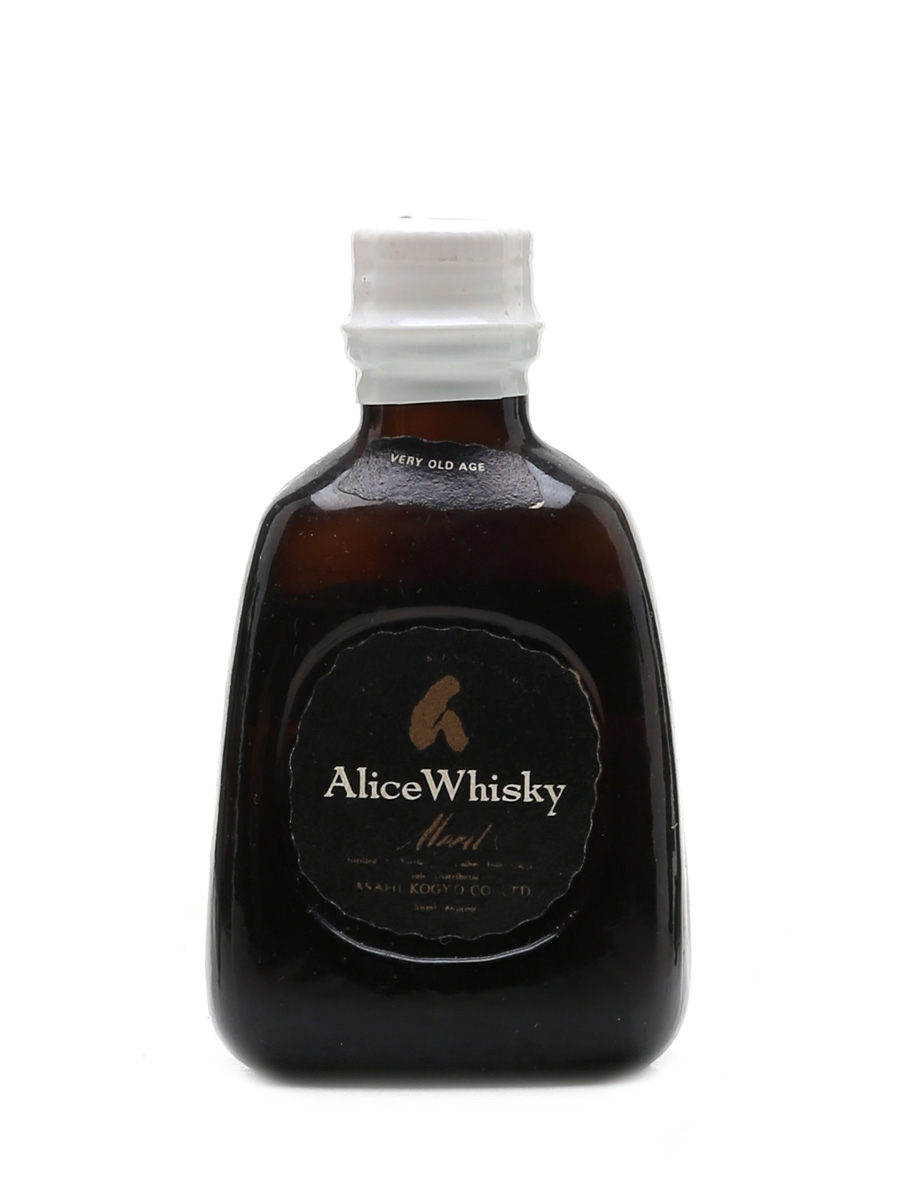Alice Whisky VOA  5cl / 43%