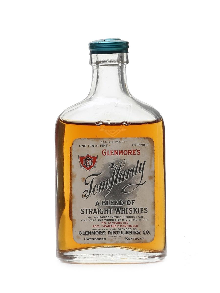 Glenmore's Tom Hardy Bottled 1950s 4.7cl / 45%