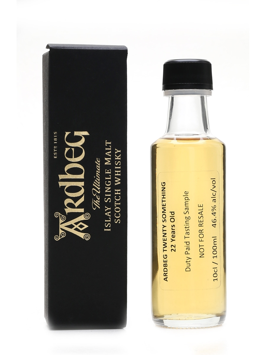 Ardbeg Twenty Something 22 Year Old - Trade Sample 10cl / 46.4%