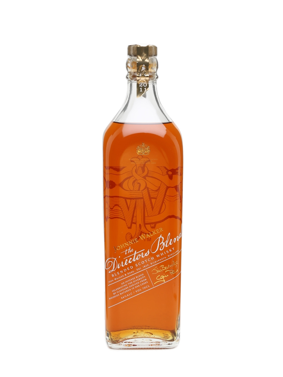 Johnnie Walker The Directors Blend 2011 70cl