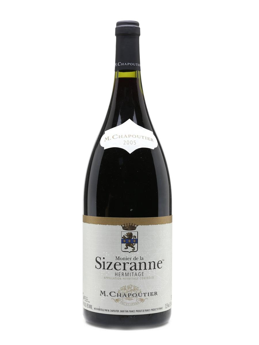Chapoutier Hermitage 2005 Monier De La Sizeranne - Magnum 150cl / 13.5%