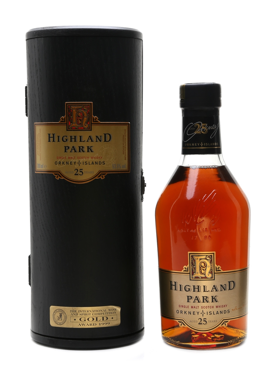 e47a7391778 Highland Park 25 Year Old Bottled 1990s-2000s 70cl   51.5%