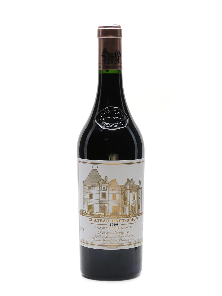 Chateau Haut Brion 2000 Premier Grand Cru Classe - Pessac-Leognan 75cl / 13.5%