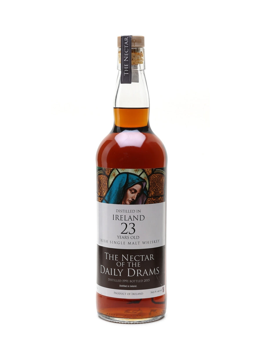 Ireland 1991 23 Year Old - The Nectar Of The Daily Drams 70cl / 54.6%