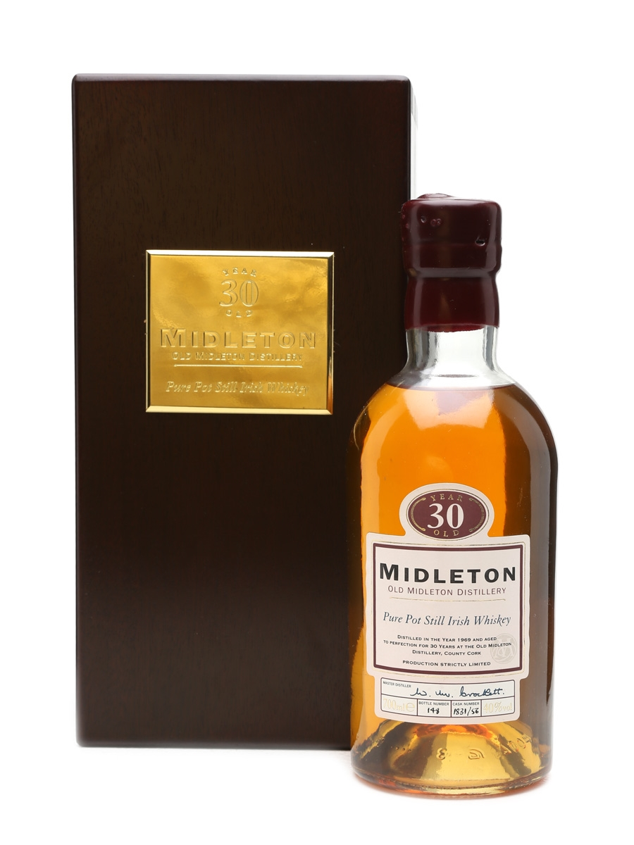 Midleton 30 Years Old Distilled in 1969 70cl  / 40%