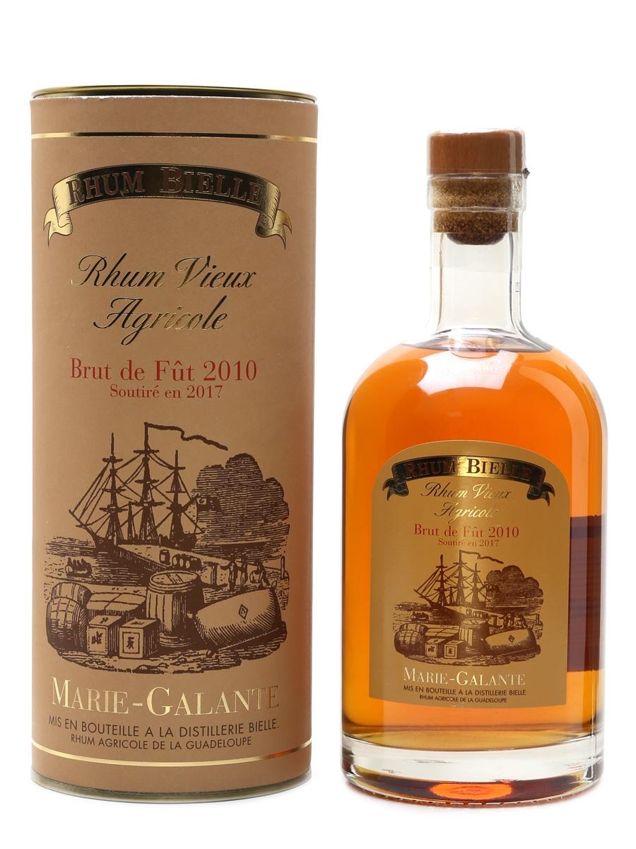 Bielle 2010 Rhum Vieux Agricole Bottled 2017 - Marie Galante 70cl / 56.5%