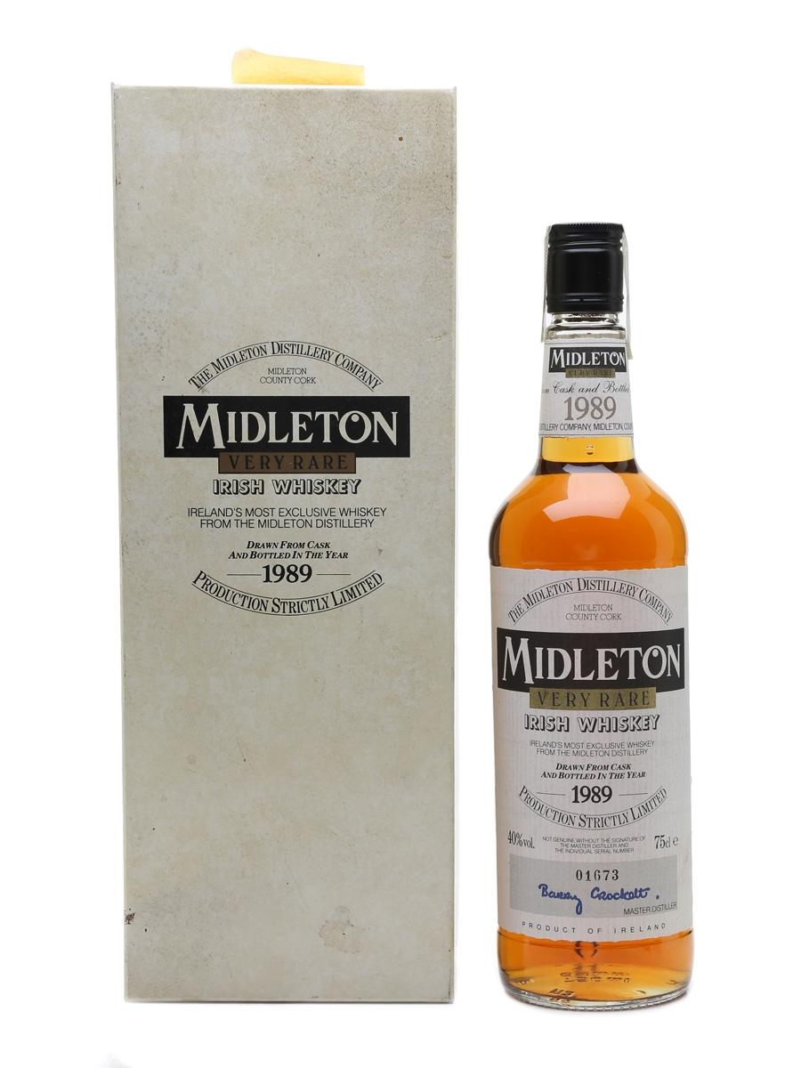 Midleton Very Rare Bottled 1989 75cl / 40%