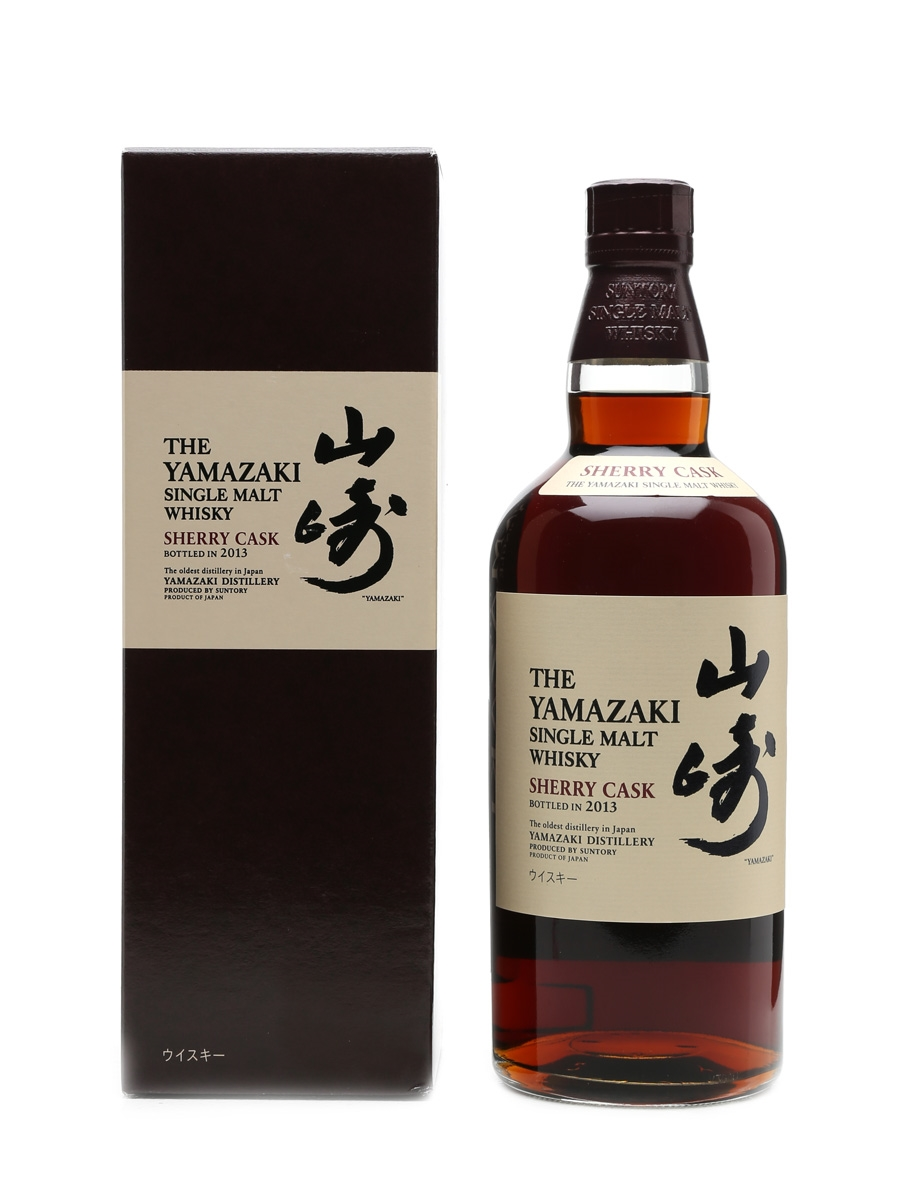 Yamazaki Sherry Cask 2013 Release 70cl / 48%