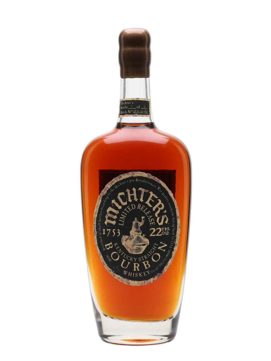 Michter's 22 Year Old - 1 of 1 Donated By Michter's Distillery 70cl / 57.5%