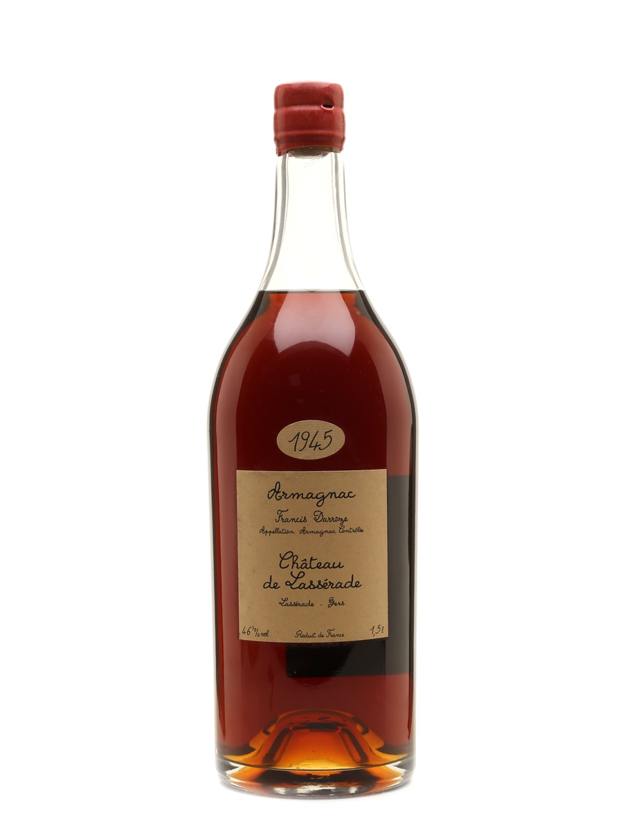 Chateau De Lasserade 1945 Darroze - Bottled 1995 - Large Format 150cl / 46%