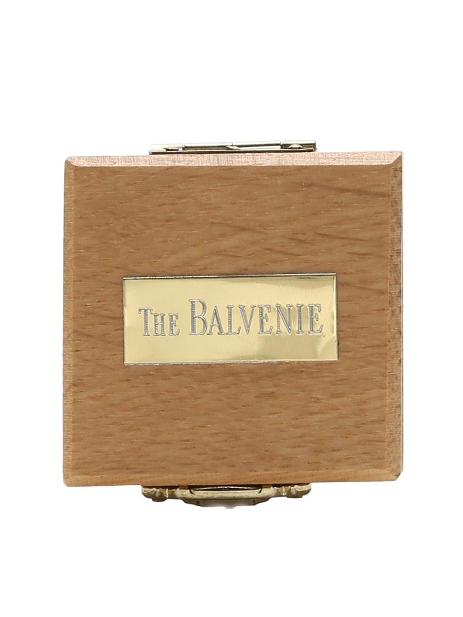 Commemorative Balvenie 1892 Shilling Set  5.5cm x 5cm x 2.5cm