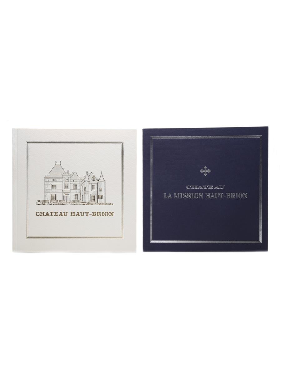Chateau Haut Brion & La Mission Haut Brion Books