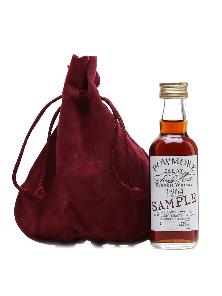 Bowmore 1964 Trade Sample 5cl / 42.1%