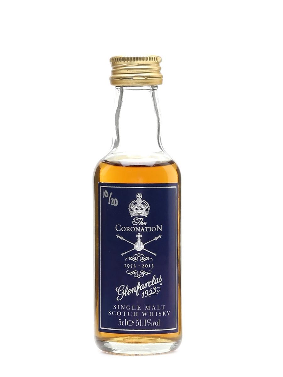 Glenfarclas 1953 Bottled 2013 - The Coronation 5cl / 51.1%