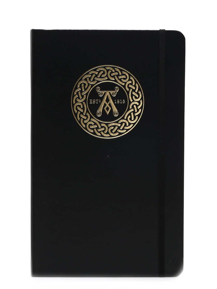 Ardbeg Notepad The Untamed Spirit Of Islay 21cm x 13cm