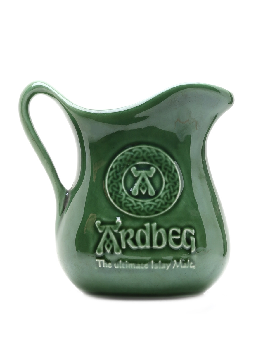 Ardbeg Water Jug The Ultimate Islay Malt 13cm x 9cm x 13cm