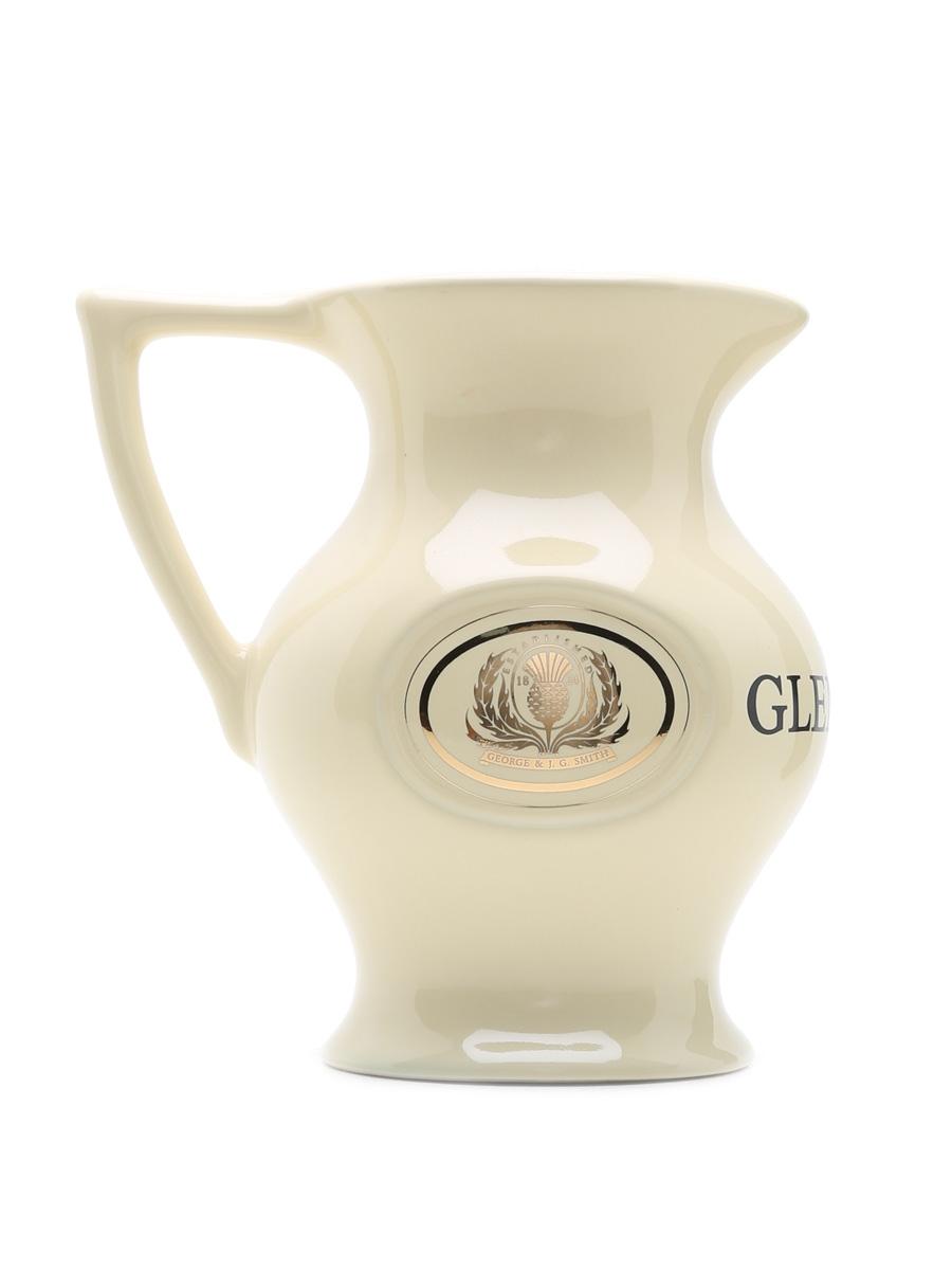 Glenlivet Water Jug Highland China 15cm x 14cm x 9cm