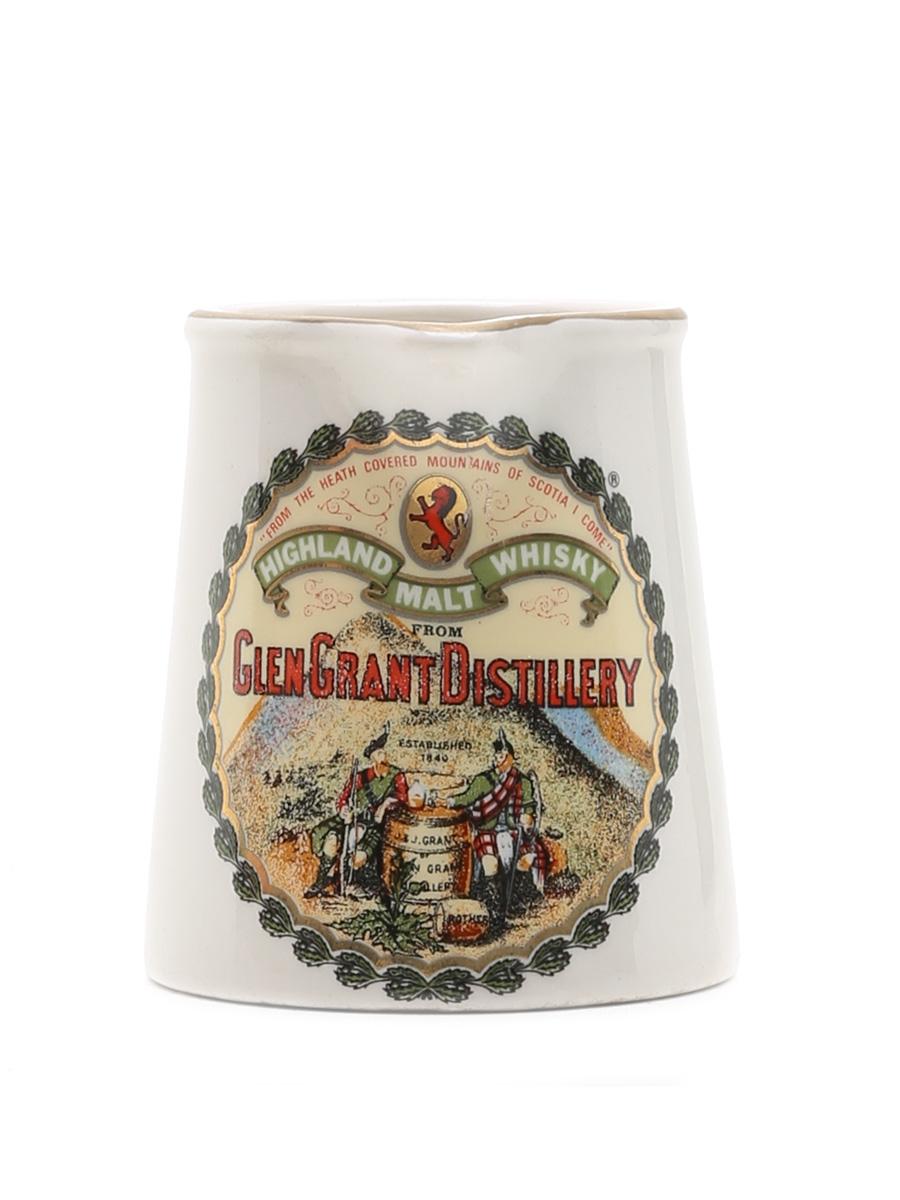 Glen Grant Distillery Water Jug  7cm x 8cm x 6.5cm