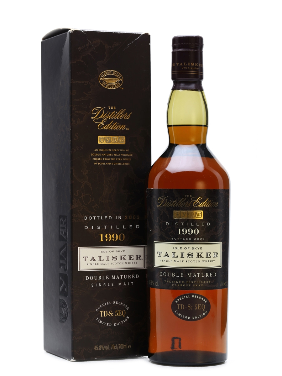 Talisker 1990 Distillers Edition 70cl