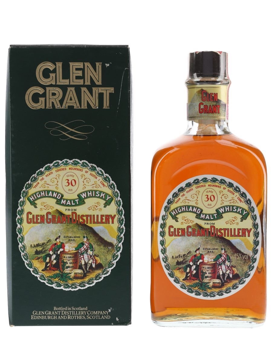 Glen Grant 30 Year Old 150th Anniversary 75cl / 45%