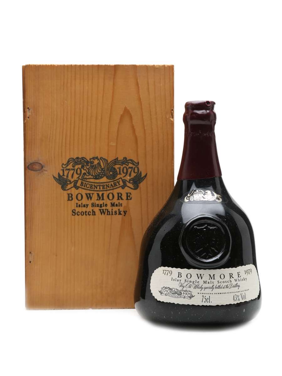 Bowmore Bicentenary Bottled 1970s 75cl