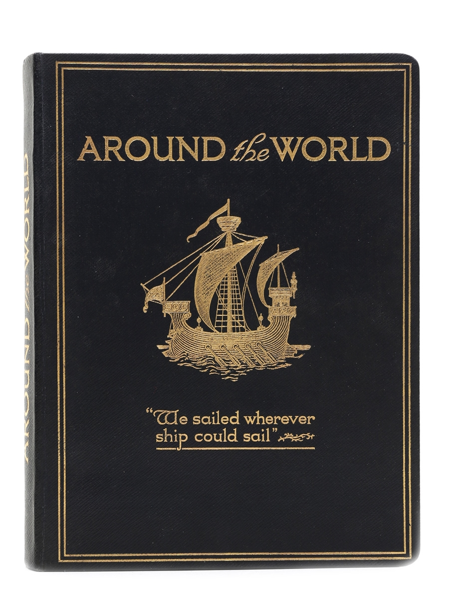 Johnnie Walker Around The World Early 20th Century - We Sailed Wherever Ship Could Sail