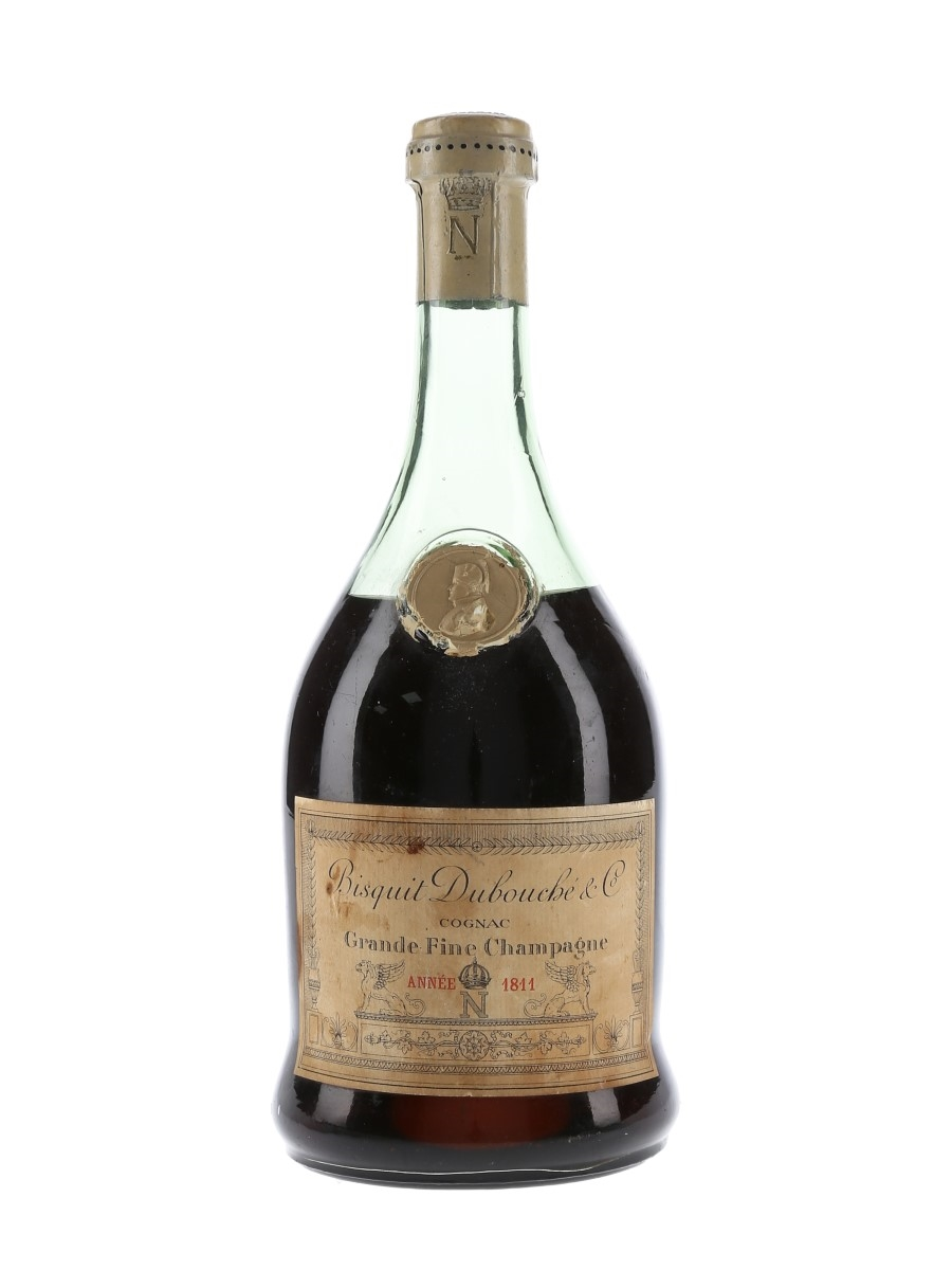 Bisquit Dubouche & Co. Annee 1811 Bottled 1930s - Grande Fine Champagne Cognac 70cl