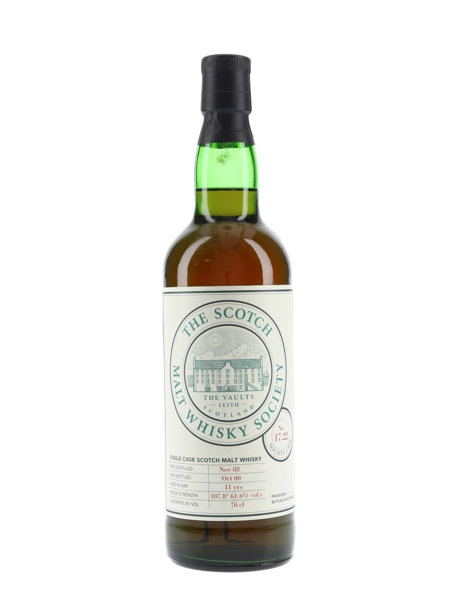SMWS 17.22 Scapa 1988 70cl / 61.6%