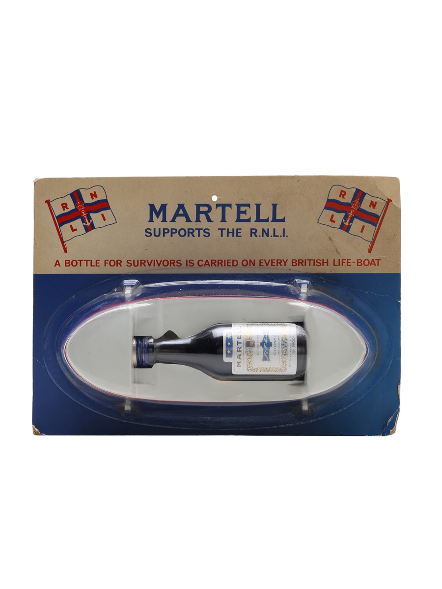 Martell Supports The RNLI Bottled 1970s 3cl / 40%