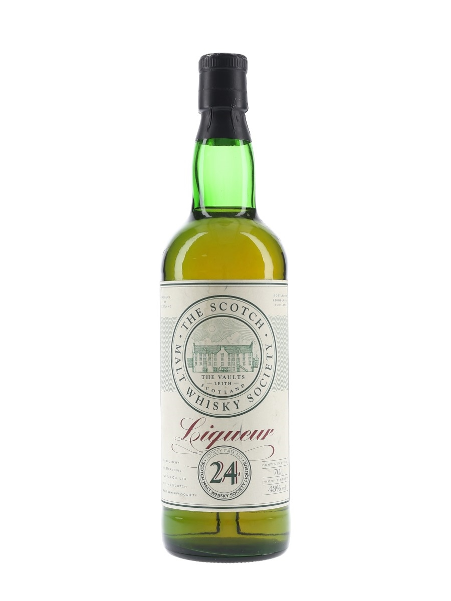 SMWS 24 Whisky Liqueur Macallan 70cl / 43%