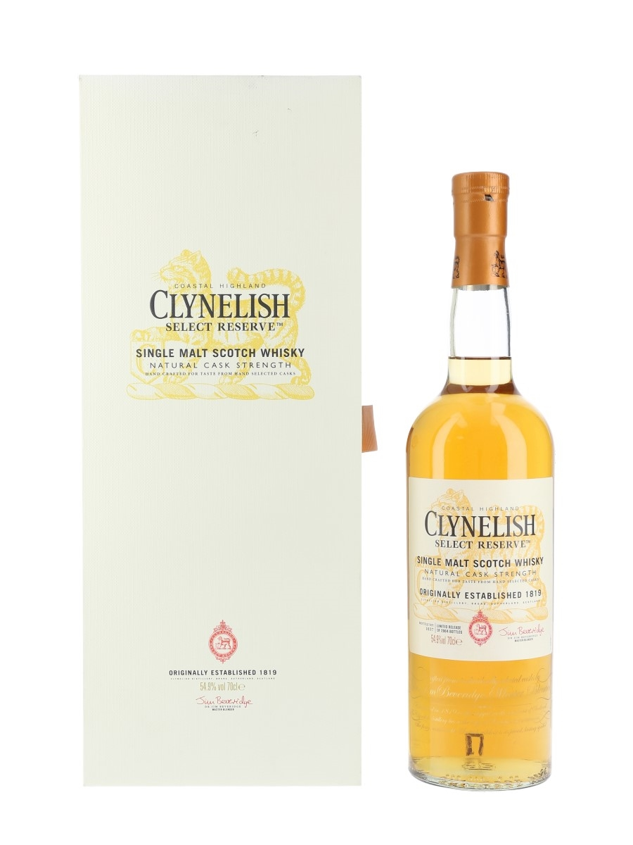 Clynelish Select Reserve Special Releases 2014 70cl / 54.9%