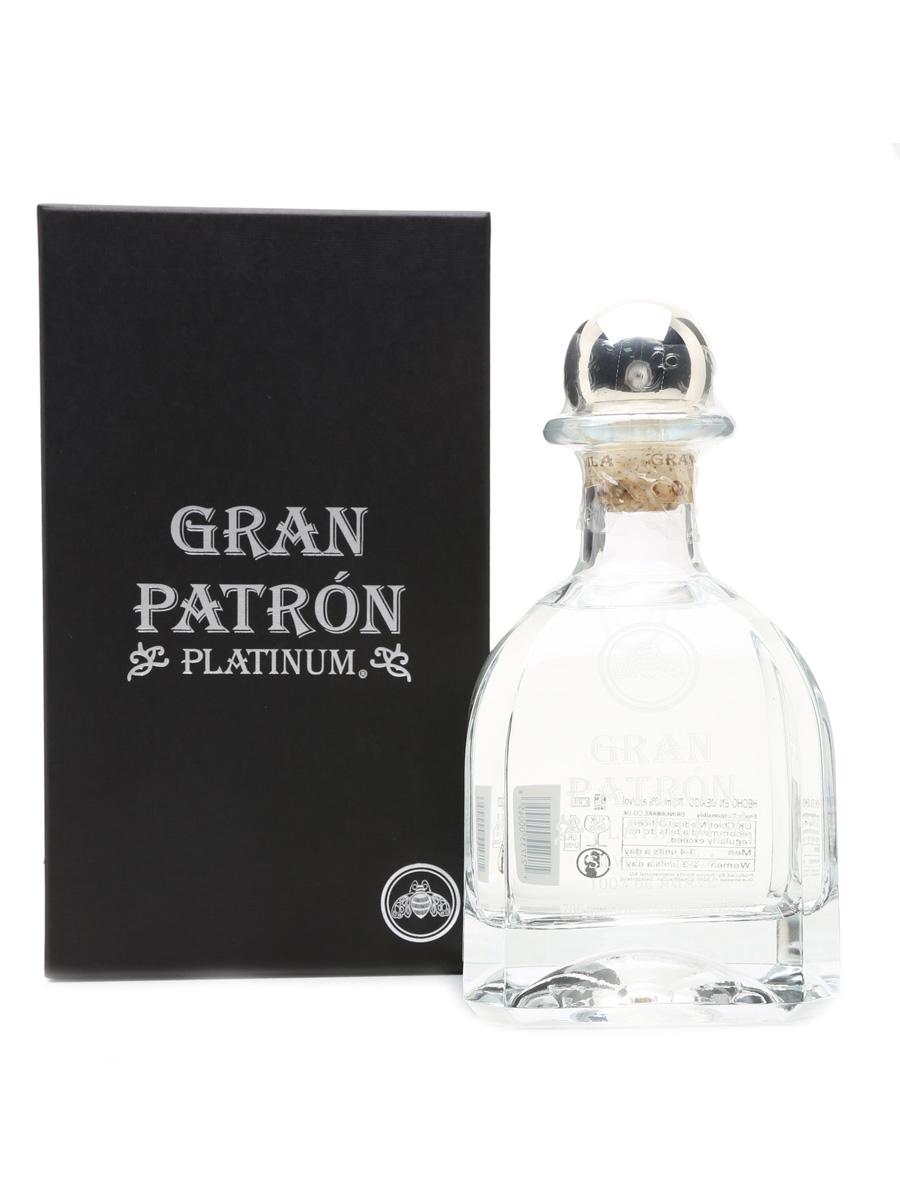 Gran Patron Platinum  70cl / 40%