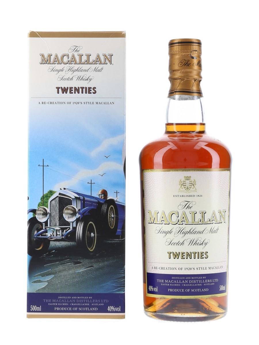 Macallan Twenties Travel Series 50cl / 40%