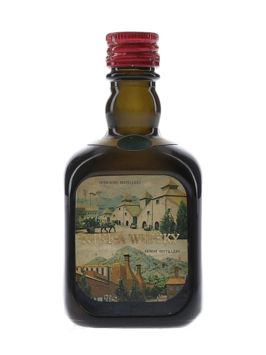 Old Nikka Whisky Bottled 1960s-1970s 5cl / 43%